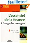 L'essentiel de la finance � l'usage d...