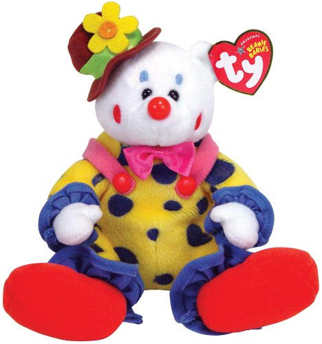 Ty Juggles - Clown Bear - 1