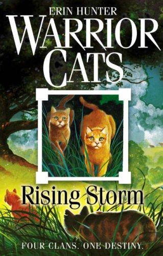 WARRIOR CATS (4) - RISING STORM
