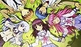 遊戯プレイマット Angel Beats! J1386