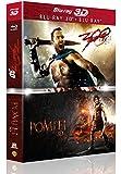 Pompei 3D + 300: la naissance d'un empire 3D [Combo Blu-ray 3D + Blu-ray 2D]