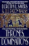 Thrones, Dominations (0312968302) by Sayers, Dorothy L.
