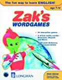 Zak's Wordgames CD-ROM
