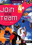 Anglais 4e Join the Team A2-B1 (1DVD)