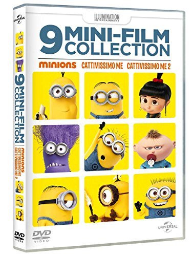 Minions: 9 Mini Movie Collection (DVD)