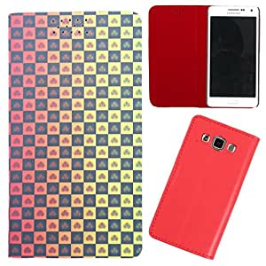 DooDa - For Micromax Canvas EGO A113 PU Leather Designer Fashionable Fancy Flip Case Cover Pouch With Smooth Inner Velvet
