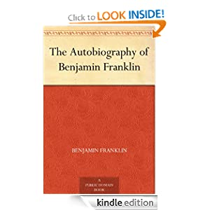 Logo for The Autobiography of Benjamin Franklin