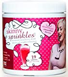 Skinny Sprinkles® | Appetite Control Weight Loss Drink with Konjac Fibre | 19 Cals per serving (42 Servings)