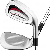 2 Tour Strikers Pro 5 And 8 Iron Regular Bundle Steel Golf Trainers