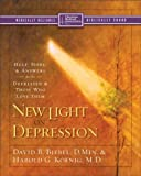 img - for New Light on Depression: Help, Hope, and Answers for the Depressed and Those Who Love Them book / textbook / text book