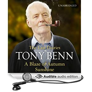 A Blaze of Autumn Sunshine (Unabridged)