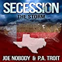 Secession: The Storm (       UNABRIDGED) by Joe Nobody, P.A. Troit Narrated by Dave Wright