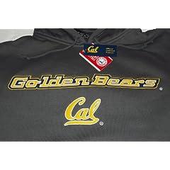 New! Gray NCAA University of California Berkeley Pullover Hoodie 2X Large (2XL) by NCAA