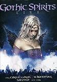 Gothic Spirits - Live [DVD] [2012]
