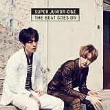 SUPER JUNIOR D&E ドンヘ&ウニョク - The Beat Goes On (韓国盤)(デラックス特典/全曲翻訳付)(ワンオンワン店限定)
