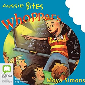 Whoppers: Aussie Bites Audiobook