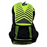 Polaris RBS Bike / Cycle Waterproof Backpack / Pannier Bag Pack Cover Black/Yellow