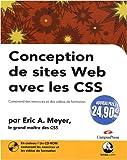 echange, troc Eric A.Meyer - Conception de sites Web avec les CSS Nouveaux Prix