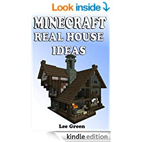 Minecraft Real House Ideas:Material, Interior, Structures and Step-by-Step Blueprints