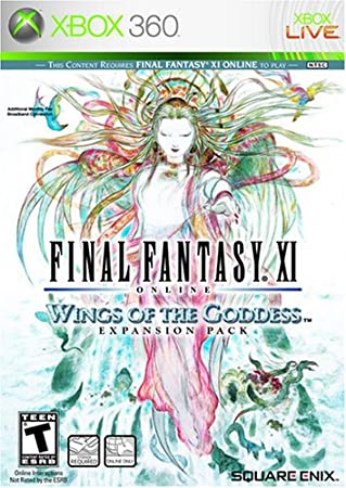 Final Fantasy XI Online: Wings of the Goddess Expansion Pack
