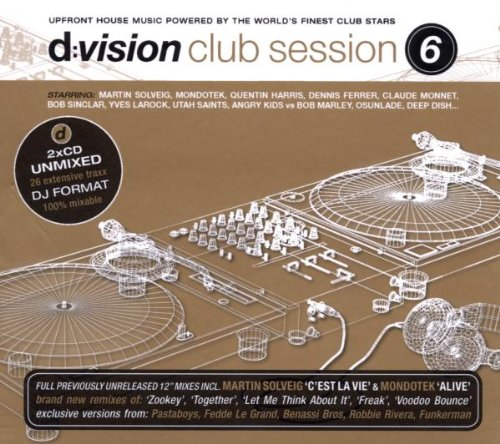 D:Vision Club Session Vol.6