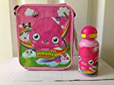E-Deals Bundle Deals - Official Licensed Children's Super Hero / Character Insulated Zip Lunch Bag (Various Characters to choose from!) School Lunch Bag Bundle Deals Range! All Bags come with Official Tags! (Moshi Monsters Poppet)