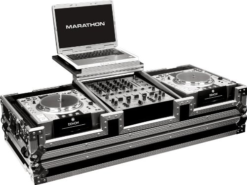 Marathon Ma-Djcd12Wlt Flight Road Case