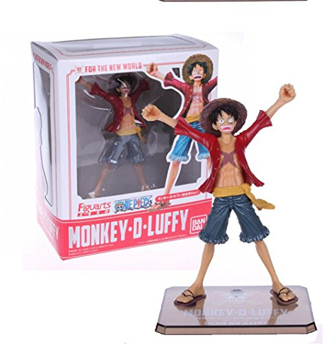 Rosy Women One Piece Monkey D Luffy 2 Years Edition Pvc Action Figure Model Collection Toys Gift