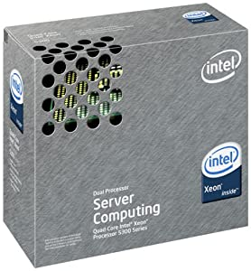 INTEL XEON E5320 1860MHz 2x4MB Box CPU