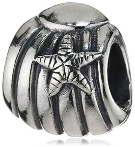 Pandora Damen-Charm Silber 790972