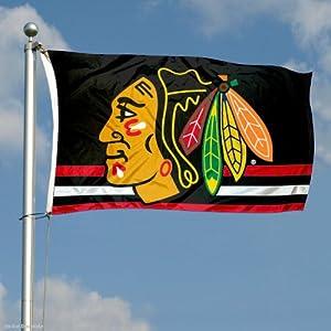 Chicago Blackhawks Flag 3x5 Banner