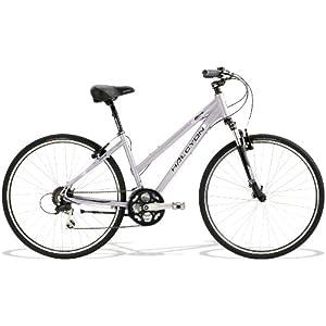 Halcyon Liberty Womens VT3 Trekking Bike - 17 Inch