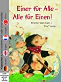 Einer fr Alle - Alle fr Einen (Buch mit DVD)