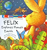 Felix Explores Planet Earth with Map