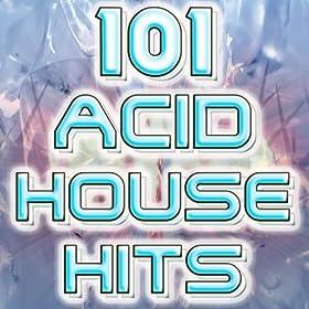 101 acid house hits best of electronic dance music goa for Acid electronic music