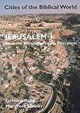 img - for Jerusalem 1 (Cities of the Biblical World (Lutterworth)) (Vol 1) book / textbook / text book
