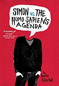 Simon Vs. The Homo Sapiens Agenda by Becky Albertalli ebook deal