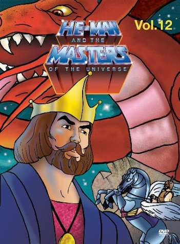 He-Man and the Masters of the Universe 12 (4 DVDs)