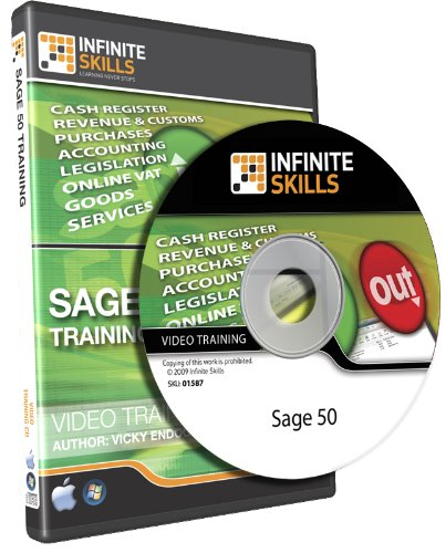 Sage Line 50 Tutorial DVD