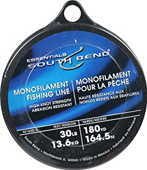 South Bend Monofilament Fishing Line