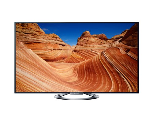 Sony KDL-55W900A 55-Inch 240Hz 1080p 3D Internet LED HDTV (Black)