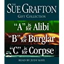 """Sue Grafton ABC Gift Collection: """"A"""" Is for Alibi, """"B"""" Is for Burglar, """"C"""" Is for Corpse (A Kinsey Millhone Novel)"""