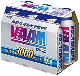 ヴァームボトル缶190ml×6P