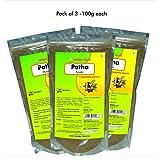 Herbal Hills Patha Powder, 100 G (Pack Of 3)