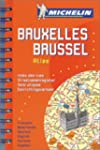 Brussels Plan 2000 (Michelin City Plans)