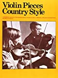 img - for Violin Pieces - Country Style (Am32426) book / textbook / text book