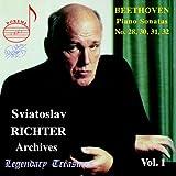 Legendary Treasures - Sviatoslav Richter Archives, Vol. 1 - Beethoven: Sonatas