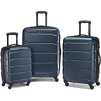 Samsonite Luggage Omni PC Hardside 3-Piece Nested Spinner Luggage Set (Multiple Colors)