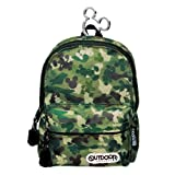 サンスター BACKPACK DC ミッキー 迷彩 OUTDOOR5 OUTDOOR×DC S1403443