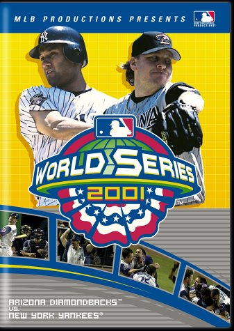 Cover art for  2001 World Series - Arizona Diamondbacks vs. New York Yankees